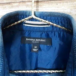 Banana Republic Shirts - Banana Republic Cowboy Shirt Slim Fit